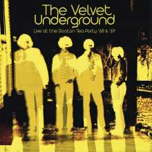 The Velvet Underground: Live At The Boston Tea Party '68 & '69, 8 CDs
