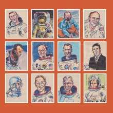 Darren Hayman: 12 Astronauts, LP