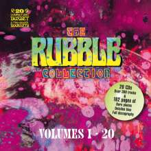Rubble Collection Volumes 1 - 20 (Box), 20 CDs