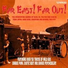 Far East! Far Out!, 6 CDs