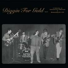 Diggin' For Gold Vol.3 (180g) (Limited-Handnumbered-Edition) (Gold Vinyl), LP