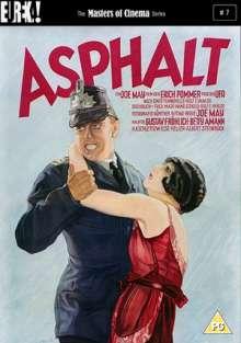 Asphalt (UK Import mit deutschen Untertiteln), DVD