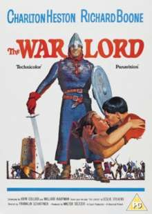 The War Lord (UK Import), Blu-ray Disc