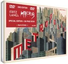 Metropolis (1926) (UK Import), DVD
