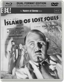 Island Of Lost Souls (Blu-ray & DVD) (UK Import), 2 Blu-ray Discs