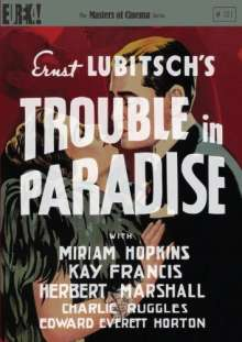 Trouble In Paradise (1932) (UK-Import), DVD