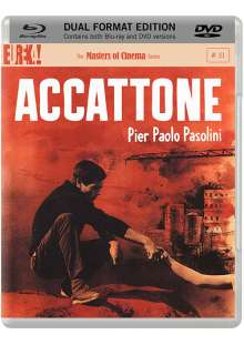 Accattone / Comizi D'Amore (1961) (Blu-ray & DVD) (UK-Import), 2 Blu-ray Discs
