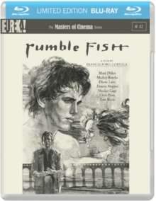 Rumble Fish (Blu-ray) (UK Import), Blu-ray Disc