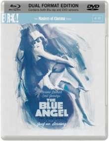 Der Blaue Engel (deutsche und englische Fassung) (Blu-ray & DVD) (UK Import mit deutscher Tonspur), 2 Blu-ray Discs