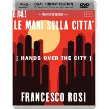 Le mani sulla città (Hands over the City) (Blu-ray & DVD) (UK-Import), Blu-ray Disc