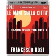 Le mani sulla città (Hands over the City) (Blu-ray & DVD) (UK-Import), 2 Blu-ray Discs