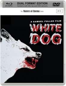 White Dog (1982) (Blu-ray & DVD) (UK Import), 1 Blu-ray Disc und 1 DVD