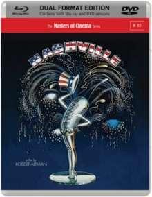 Nashville (1975) (Blu-ray & DVD) (UK Import), DVD