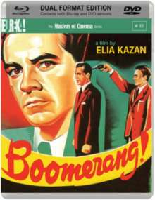 Boomerang! (1947) (Blu-ray & DVD) (UK Import), Blu-ray Disc