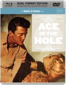 Ace in the hole (Blu-ray & DVD) (UK Import), DVD
