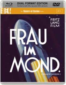 Die Frau im Mond (Blu-ray & DVD) (UK Import mit deutschen Untertiteln), DVD
