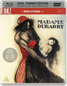 Madame Dubarry (1919) (Blu-ray & DVD) (UK Import), 2 Blu-ray Discs