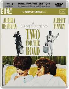 Two For The Road (1966) (Blu-ray & DVD) (UK Import), Blu-ray Disc