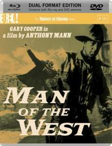 Man Of The West (Blu-ray & DVD) (UK Import), DVD