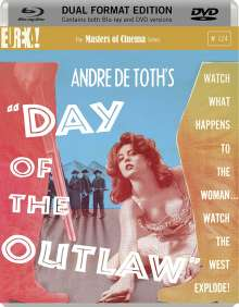 Day Of The Outlaw (Blu-ray & DVD) (UK-Import), 2 Blu-ray Discs