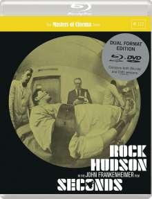 Seconds (Blu-ray & DVD) (UK-Import), 1 Blu-ray Disc und 1 DVD