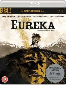 Eureka (1983) (Blu-ray & DVD) (UK-Import), 2 Blu-ray Discs