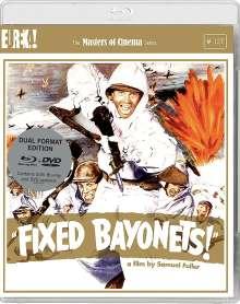 Fixed Bayonets! (Blu-ray & DVD) (UK-Import), Blu-ray Disc