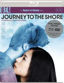 Journey To The Shore (Blu-ray & DVD) (UK-Import), 1 Blu-ray Disc und 1 DVD