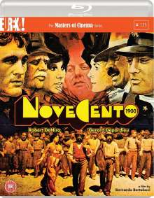 Novecento (1900) (Blu-ray) (UK-Import), 2 Blu-ray Discs