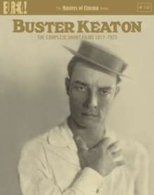 Complete Buster Keaton Short Films 1917 – 1923 (Blu-ray) (UK Import), 4 Blu-ray Discs