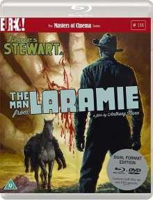 The Man From Laramie (1955) (Blu-ray & DVD) (UK-Import), 1 Blu-ray Disc und 1 DVD