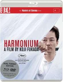 Harmonium (Blu-ray & DVD) (UK-Import), Blu-ray Disc