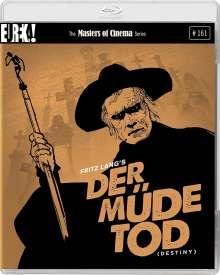 Der müde Tod (Blu-ray & DVD) (UK-Import mit deutscher Tonspur), 2 Blu-ray Discs