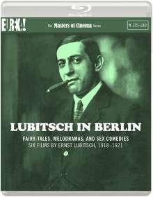 Lubitsch in Berlin (Blu-ray) (UK-Import), 3 Blu-ray Discs