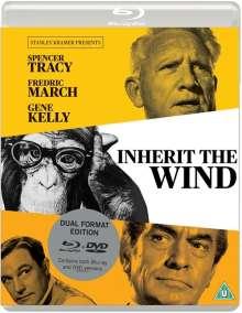 Inherit the Wind (1959) (Blu-ray & DVD) (UK Import), Blu-ray Disc