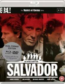 Salvador (Blu-ray & DVD) (UK Import), Blu-ray Disc