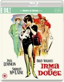 Irma La Douce (1963) (Blu-ray) (UK Import), Blu-ray Disc
