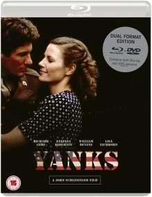 Yanks (1979) (Blu-ray & DVD) (UK Import), 1 Blu-ray Disc und 1 DVD