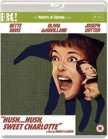 Hush...Hush, Sweet Charlotte (1964) (Blu-ray) (UK Import), Blu-ray Disc