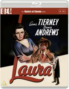 Laura (1944) (Blu-ray) (UK Import), Blu-ray Disc