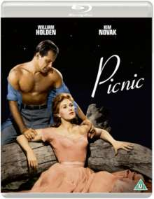 Picnic (1955) (Blu-ray) (UK Import), Blu-ray Disc