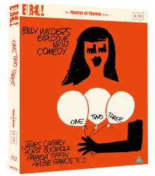 One Two Three (1961) (Blu-ray) (UK Import), DVD