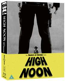 High Noon (1952) (Blu-ray) (UK Import), Blu-ray Disc