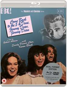 Come Back To The Five And Dime, Jimmy Dean, Jimmy Dean (1982) (Blu-ray & DVD) (UK Import), 2 Blu-ray Discs