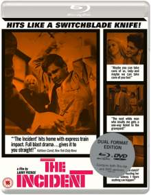 The Incident (1967) (Blu-ray & DVD) (UK Import), 1 Blu-ray Disc und 1 DVD