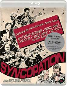 Syncopation (1942) (Blu-ray & DVD) (UK Import), 1 Blu-ray Disc und 1 DVD