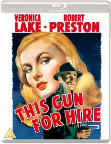 This Gun for Hire (1942), Blu-ray Disc