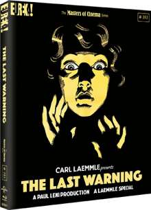 The Last Warning (1928) (Blu-ray) (UK Import), Blu-ray Disc