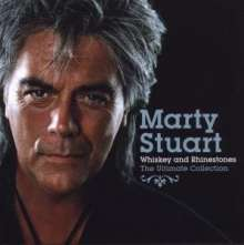 Marty Stuart: Whiskey And Rhinestones - The Ultimate Collection, CD