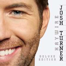 Josh Turner: Haywire (Deluxe Edition), CD